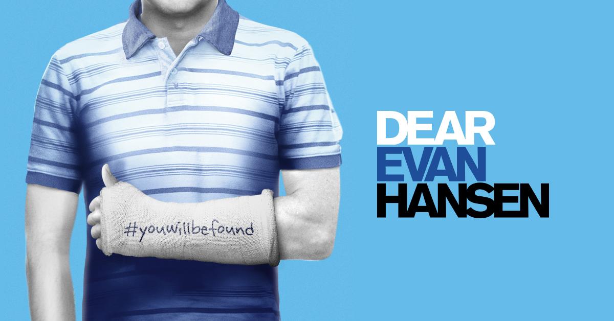 Dear Evan Hansen at Thrivent Hall